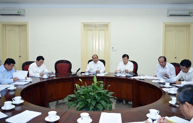 Thủ tướng: Nếu không giải quyết tốt, miền Nam sẽ thiếu điện nghiêm trọng