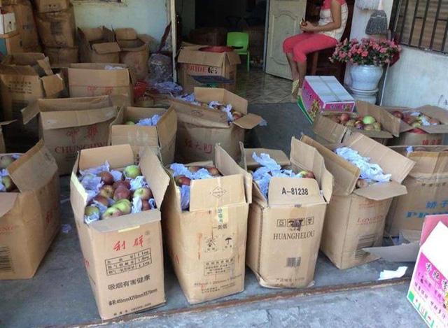 Dân buôn ở chợ đầu mối và cơ quan chức năng đều khẳng định táo đá có xuất xứ từ Trung Quốc