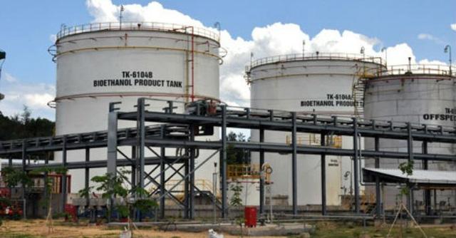 Đại dự án ethanol Dung Quất