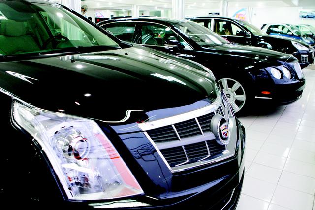 Tình hình nhập khẩu ô tô giai đoạn cuối năm diễn biến phức tạp (ảnh mang tính minh họa)