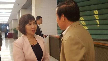 Thứ trưởng Kim Thoa: