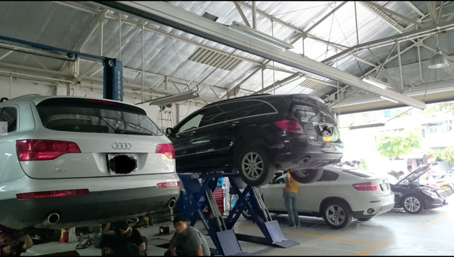 Sửa ô tô cũ đang có nhiều mánh móc túi người có xe, đặc biệt ở một số cơ sở sửa chữa nhỏ lẻ ở tỉnh.