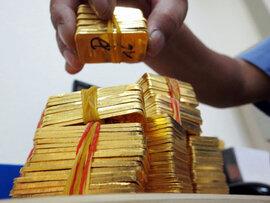 Giá vàng bật tăng trong