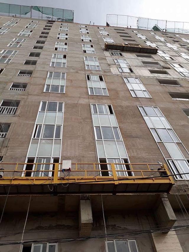 Vụ chung cư xây thêm tầng: Chủ đầu tư