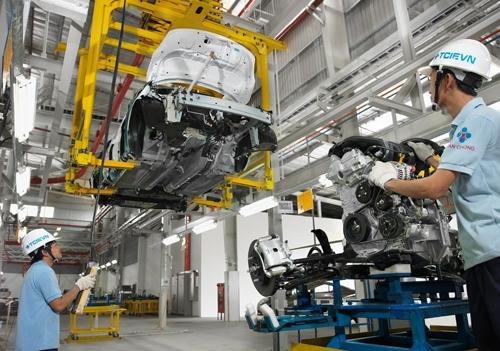 Hãng ô tô Malaysia xin ưu đãi thuế nhập linh kiện, Bộ Tài chính nói gì?