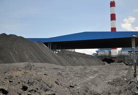 Cần ưu đãi xuất khẩu để xử lý 2,1 triệu tấn xỉ than từ thép lò cao