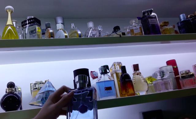 TPHCM: La liệt các loại nước hoa nổi tiếng