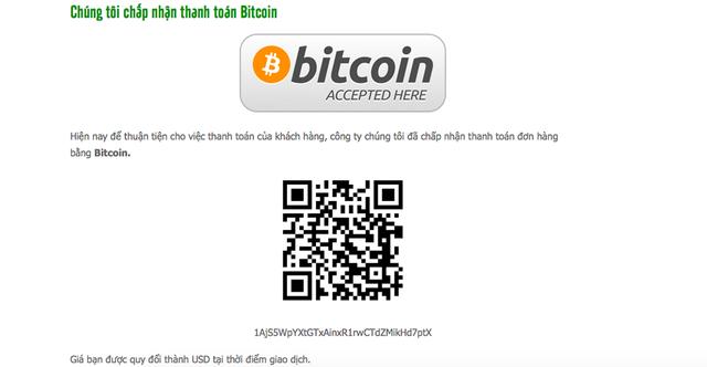 TPHCM: Nhiều doanh nghiệp vẫn ngang nhiên thanh toán bằng tiền ảo bitcoin