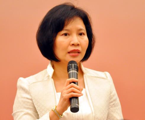 """Cổ phiếu Điện Quang """"lao dốc"""" trước tin Thứ trưởng Thoa nguy cơ mất chức"""