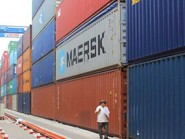 Vụ 213 container