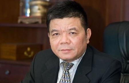 Ông Trần Bắc Hà - nguyên Chủ tịch BIDV.