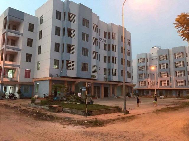 Nhiều nơi, người dân chê chất lượng các căn hộ tái định cư