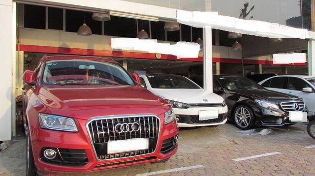 Doanh nghiệp kinh doanh ô tô, xe máy có tỷ lệ phá sản, ngừng hoạt động cao nhất từ trước đến nay (ảnh minh hoạ)