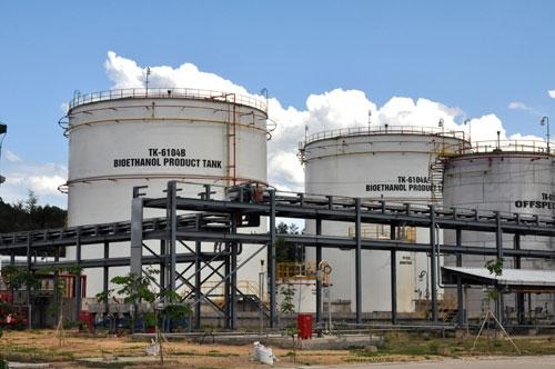 Ráo riết tìm đối tác cho 3 đại dự án ethanol đang