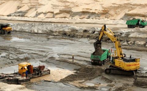 Kiến nghị dừng mỏ sắt Thạch Khê: