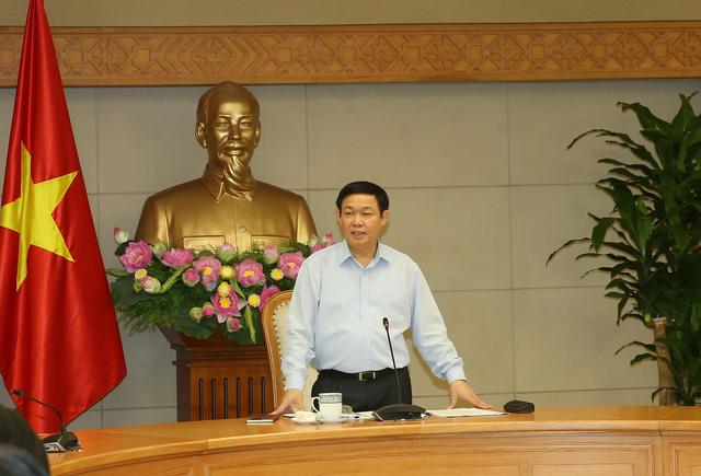 Phó Thủ tướng: Chính phủ không bỏ thêm tiền để khởi động lại nhà máy mà đây là trách nhiệm và quyền hạn của các cổ đông liên quan.