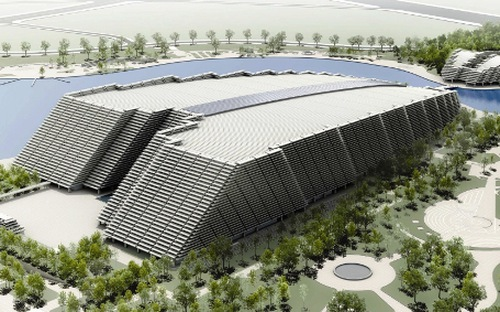 Kẹt vốn xây bảo tàng 11 ngàn tỷ đồng, Bộ Xây dựng kêu khó lên Thủ tướng