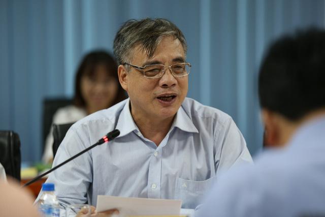 PGS. TS Trần Đình Thiên: