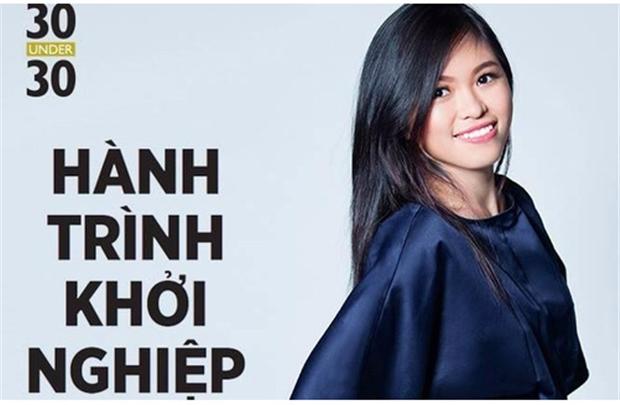 Trương Thanh Thủy đã từng được hãng thông tấn BBC (Anh) gọi là nữ hoàng khởi nghiệp của Việt Nam. Ảnh: FORBES