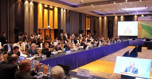Hội nghị Bộ trưởng Doanh nghiệp nhỏ và vừa lần thứ 24 được tổ chức tại TPHCM