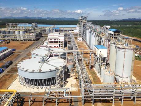 TKV đề xuất mở rộng dự án Nhà máy Nhôm Lâm Đồng để