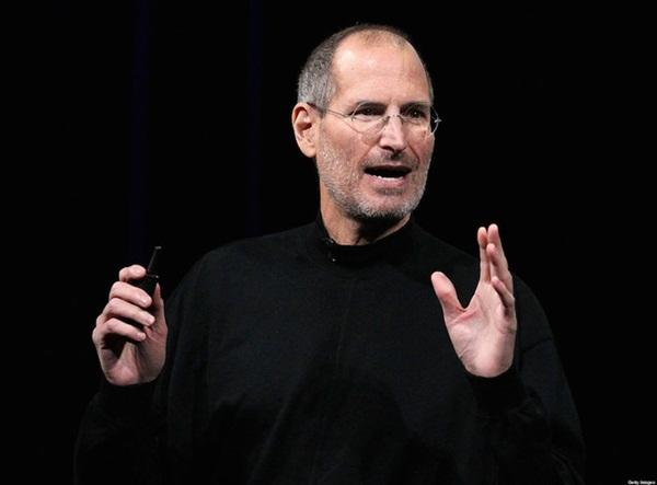 Steve Jobs từng sống không có định hướng vào tương lai
