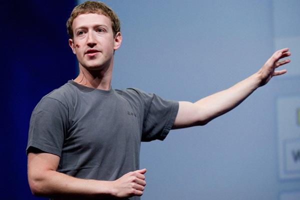 Mark Zuckerberg – Nhà sáng lập mạng xã hội Facebook