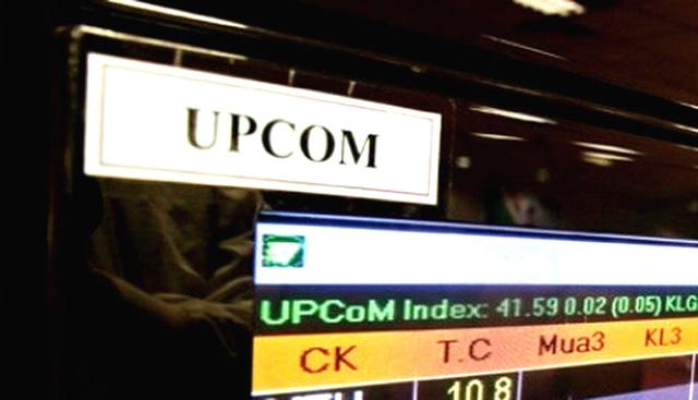 Sàn chứng khoán UPCoM chào đón nhiều mã chứng khoán mới thời gian gần đây (ảnh minh họa).