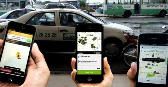 Kiến nghị dừng khẩn cấp Uber, Grab: