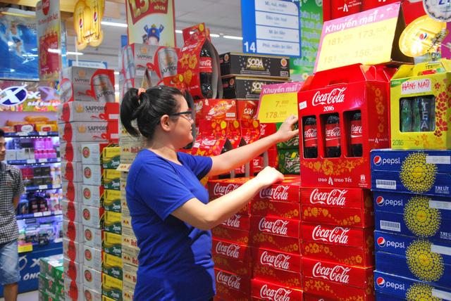 VCCI: Chưa rõ tình trạng dân béo phì sao đã đòi tăng thuế nước ngọt?
