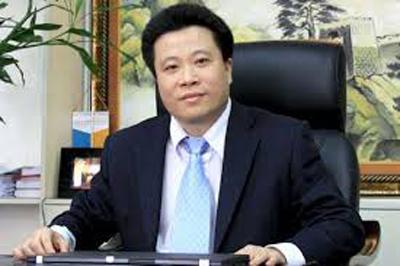 Ông Nguyễn Quốc Cường, thành viên HĐQT, con trai Chủ tịch Nguyễn Thị Như Loan