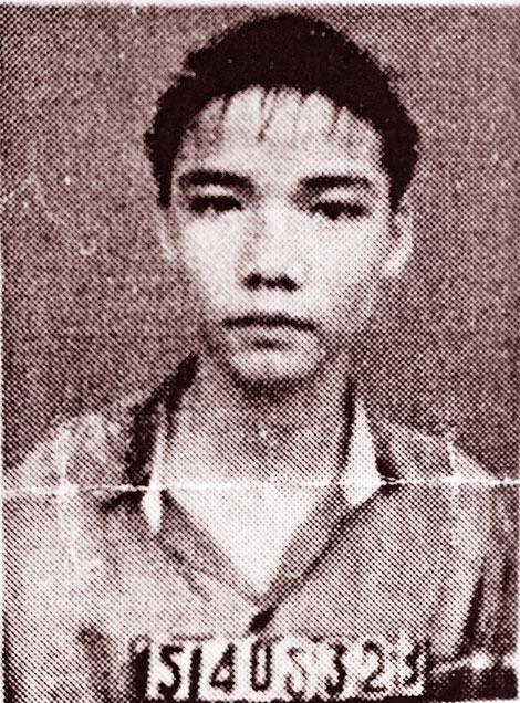 """""""Trung tướng tình báo quân đội rởm"""" Nguyễn Lâm Hợi."""