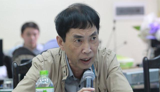 TS Võ Trí Thành, chuyên gia kinh tế, nguyên Phó Viện trưởng Viện Nghiên cứu Quản lý Kinh tế Trung ương (CIEM).