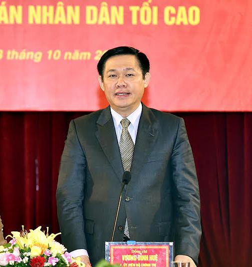 Phó Thủ tướng Vương Đình Huệ: Cải cách tiền lương đặt ra hướng thực hiện trả lương theo vị trí việc làm