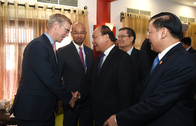 APEC 2017: Thủ tướng: APEC vẫn đang phải đối mặt với nhiều khó khăn, thách thức