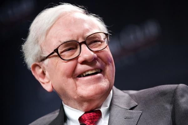 Tỷ phú Warren Buffett kiếm 222 USD/giây trong 5 năm qua