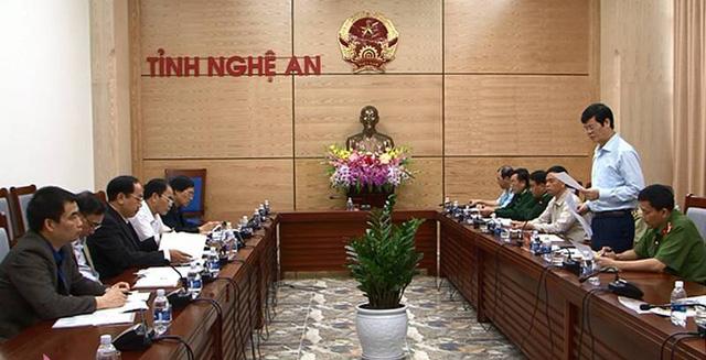 Ngày 25/10, Văn phòng thường trực Ban chỉ đạo Quốc gia đã có buổi làm việc với Ban chỉ đạo389 tỉnh Nghệ An về việc triển khai chống buôn lậu, sản xuất kinh doanh xăng dầu giả, kém chất lượng.