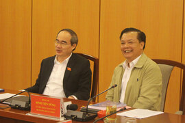 TP. HCM dự kiến giữ 50% mức thu từ quỹ đất để đầu tư trở lại