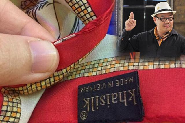 Khaisilk bán lụa Trung Quốc: Bóc tiếp những cái tên