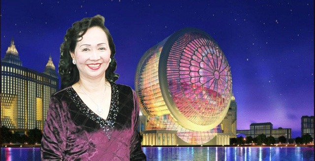 Bà Trương Mỹ Lan (Ảnh: Vietnamnet)