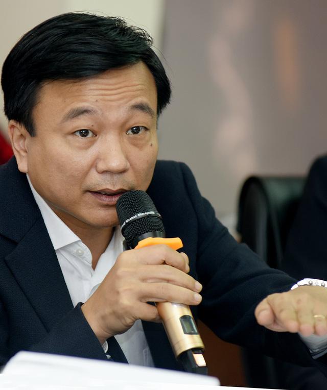 Ông Nguyễn Danh Huy - Vụ trưởng PPP, Bộ GTVT