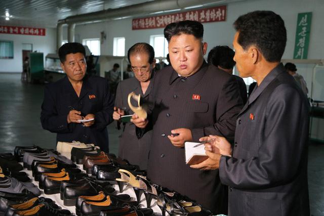 Triều Tiên muốn đăng ký hàng hóa thương hiệu quốc tế
