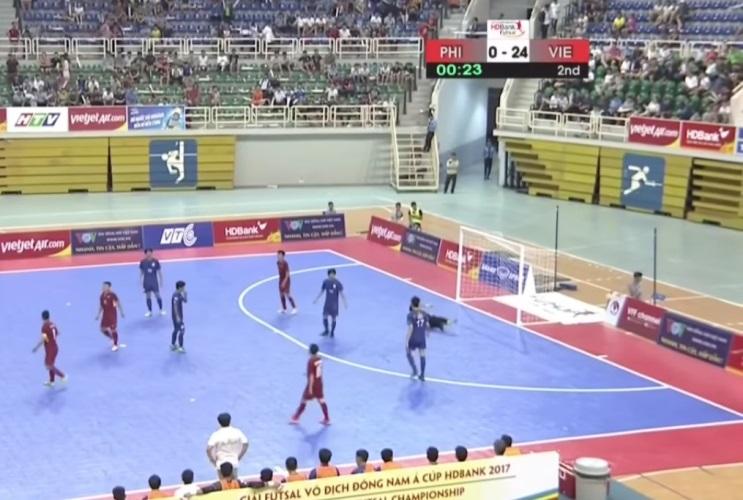 Giải Futsal vô địch Đông Nam Á chính thức khởi tranh - Ảnh 3