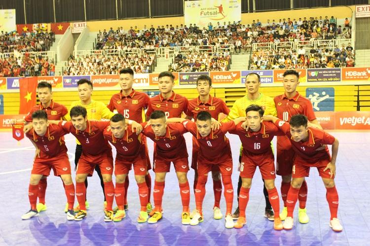 Giải Futsal vô địch Đông Nam Á chính thức khởi tranh - Ảnh 1