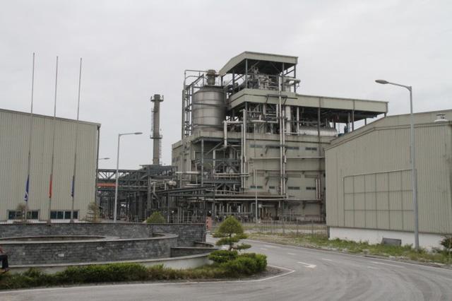 Nhà máy Xơ sợi Đình Vũ, một dự án thua lỗ hàng ngàn tỷ đồng, trong tình trạng đắp chiếu