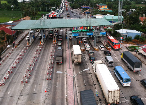 Những dự án BOT nào được miễn giảm phí đường bộ?