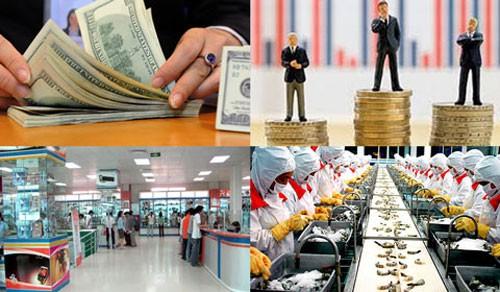 Chỉ trong khoảng thời gian rất ngắn, hàng loạt DN có vốn hóa tỷ USD xuất hiện