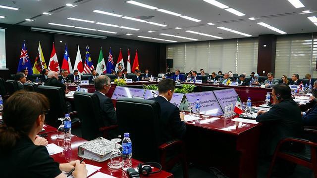 Tuyên bố của các Bộ trưởng 11 nước TPP: Giữ nguyên