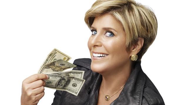 Theo số liệu mới nhất, bà Suze Orman sở hữu khối tài sản khoảng 35 triệu USD. (Nguồn: suzeorman.com)