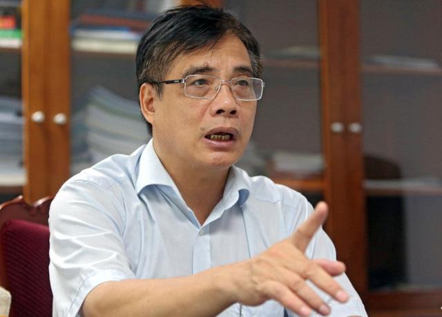 TS Trần Đình Thiên, Viện trưởng Viện Kinh tế Việt Nam, thành viên Tổ tư vấn Kinh tế của Thủ tướng